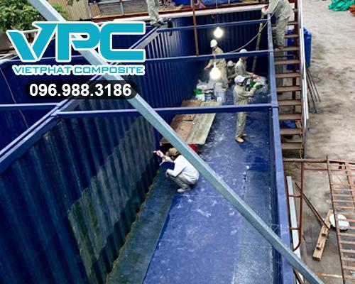 Bọc phủ xử lý nước thải BN03