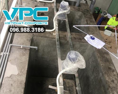 Bọc phủ xử lý nước thải BN06
