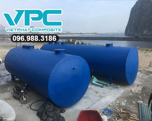 Bồn xử lý nước thải - BO11