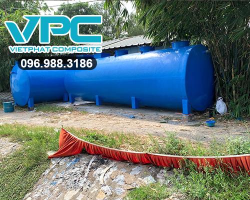 Bồn xử lý nước thải - BO14