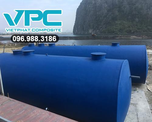 Bồn xử lý nước thải - BO10