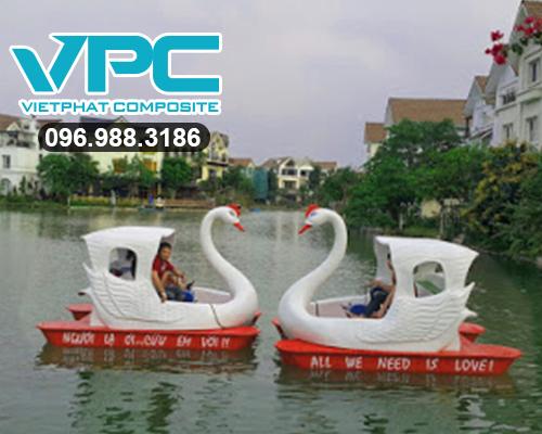 Vịt đạp nước Composite - VN04